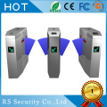 Bar Code  Access Control Flap Barrier System
