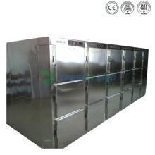 Réfrigérateur médical à 6 portes