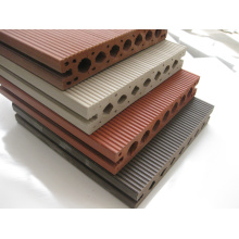Hollow Co-extruded WPC Decking Floorings