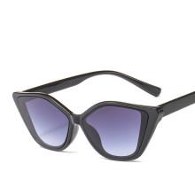 2019 Sunglasses Cute Color Lens Retro Cat Eye Personality Fun Fashion Shades Sunglasses