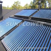 Collecteurs thermiques solaires à plat