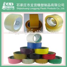 21 años fabricante para la cinta adhesiva del bopp del lacre del cartón de la alta calidad