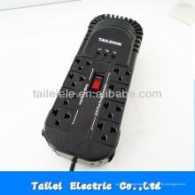 Contrôleur de relais AVR Régulateur de stabilisation de tension de prise de petite taille