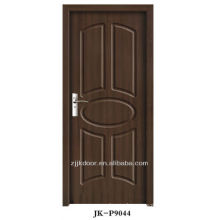 new design pvc wooden door with good price