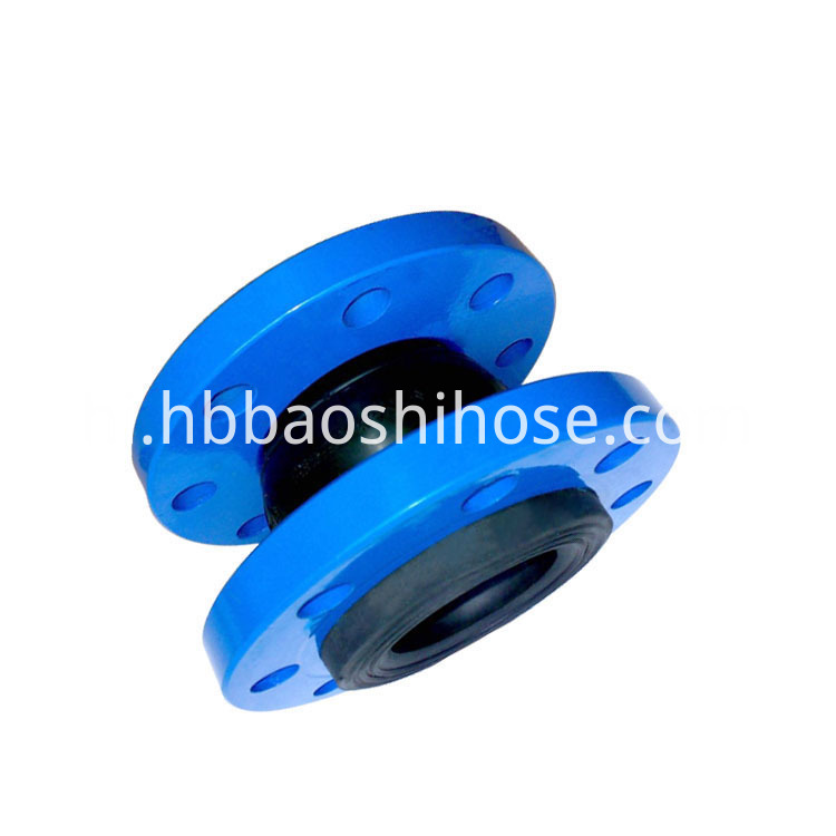Flanged Flexible Rubber Connector