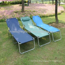 Fancy Beach Three Foldable Bed with Pillow