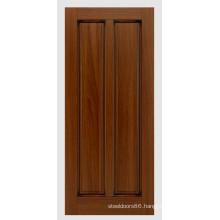 2015 Newest Design Unfinished Mahagony Solid Wooden Door