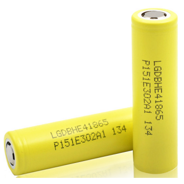 Torch Flashlight 18650 Battery LG 2500mAh (18650PPH)