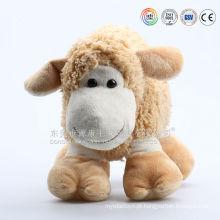 Fábrica personalizado 2016 novos produtos soft alpaca bicho de pelúcia