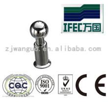Balle de pulvérisation rotative sanitaire en acier inoxydable (IFEC-B100004)