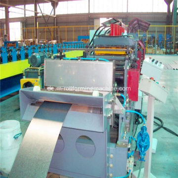 C & Z purline Rollenformmaschine