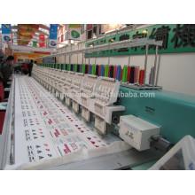 21 head embroidery machine