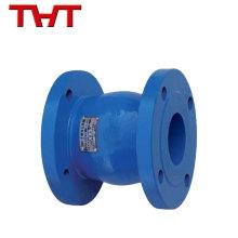 Brand THT new type cast iron quiet type plunger check valve pressure