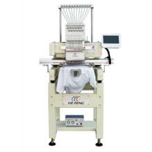 Computerized 1 head domestic embroidery machine for garment