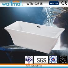 Luxry Arc-Shaped Edge Freiform-Badewanne mit spezieller Form