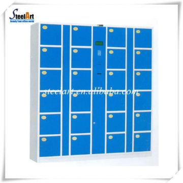 China OEM metal electric lock locker