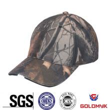 Chapeau LED Camouflage