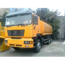 Shacman F2000 6X4 Camión cisterna de petróleo