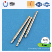 China Factory Lower Price Non-Sandard Integral Cosine Key Shaft