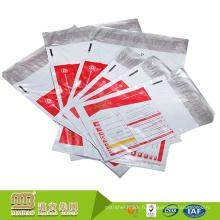 Usine prix de gros inviolable ldpe auto-adhésif poly en plastique sac de courrier