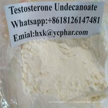 Pruebe el esteroide del levantamiento de pesas del polvo de Undecanoate de la testosterona de Undecanoate