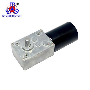 motor sin escobillas sinfín 12v / 24v 20w 180 rpm
