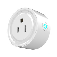 Amazon Hot Sale Home Automation Wifi Wireless Switch Us Plug Smart Plug Mini By Phone App