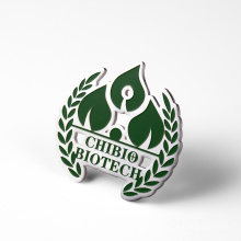 Personalised Factory Design Identification Metal Badges And Enamel Polishing Paint Products