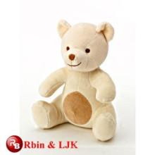 OEM weiche, gute Qualität Bio-Baumwoll-Teddybär