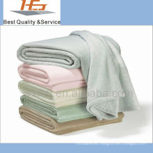 wholesale 100% polyester coral fleece blanket