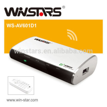 Wireless HD Airbox (WHDI), Wireless HDTV Media Player com interface USB