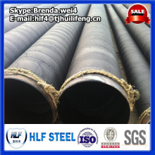China Manufacture Epoxy coal tar steel pipe