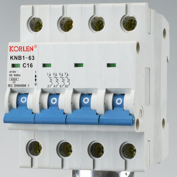High Breaking Mini Circuit Breakers