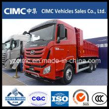 Hyundai 360HP 6X4 40 Ton Tipper Truck