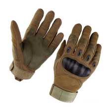 Police Self Defense Military Training Motorcycle Full Finger Touch Screen Sport Tactical Gloves