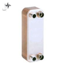 Intercambiador de calor de placas soldadas 316L de alta calidad para compresor de aire