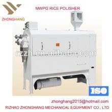 MWPG tipo novo Rice polimento máquina