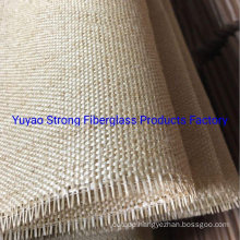 Vermiculite Coated Fiber Glass Fabrics