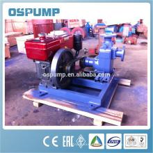 Diesel Eninge Industrial Heat Pump