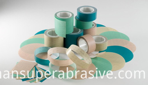 Flexible Superabrasives Microfinishing Sheet
