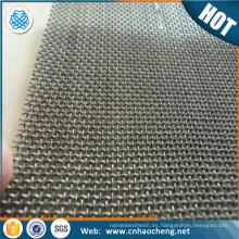 Surtidor de oro 300 micrones 410 430 malla magnética de malla de acero inoxidable / red para filtro de azúcar