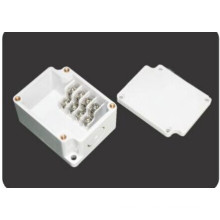 2015 Tj-4p-K Terminal Block Box/ Waterproof Terminal Block Enclosure