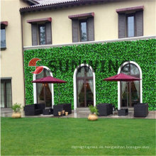 Hierba artificial de la decoración barata para el jardín
