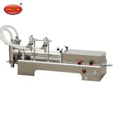 Pneumatische kleine Flüssigkeitsfüllmaschine, Kolbenfüller
