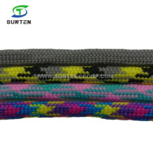 Durable Polyester/Nylon/PP/Polypropylene/Polyamide/Plastic/Reflective/Rescue/Safety Single Braided Tent Rope