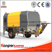 2017 Kanpor Factory Newest Design Product Electric Silent Trailer Generator