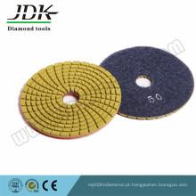 Almofadas de polimento flexíveis Diamond-Fp-3
