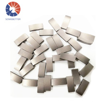 China Cheap Tool Parts Turbo Shape 350Mm Diamond Segments For Concrete
