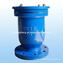 Vanne à air à bille simple en fer moulé / fonte ductile
