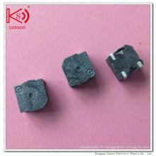 Ks 85dB 4kHz 3V magnétique SMD Buzzer